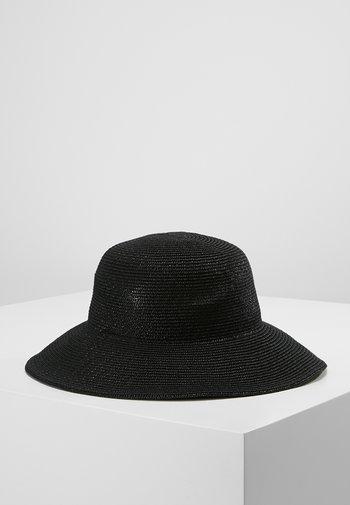 SHADY LADY NEWPORT FEDORA - Hat - black
