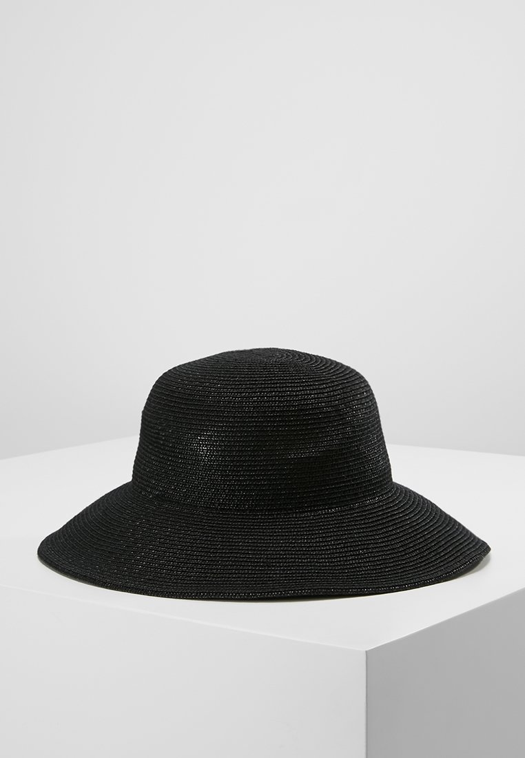Seafolly - SHADY LADY NEWPORT FEDORA - Hat - black