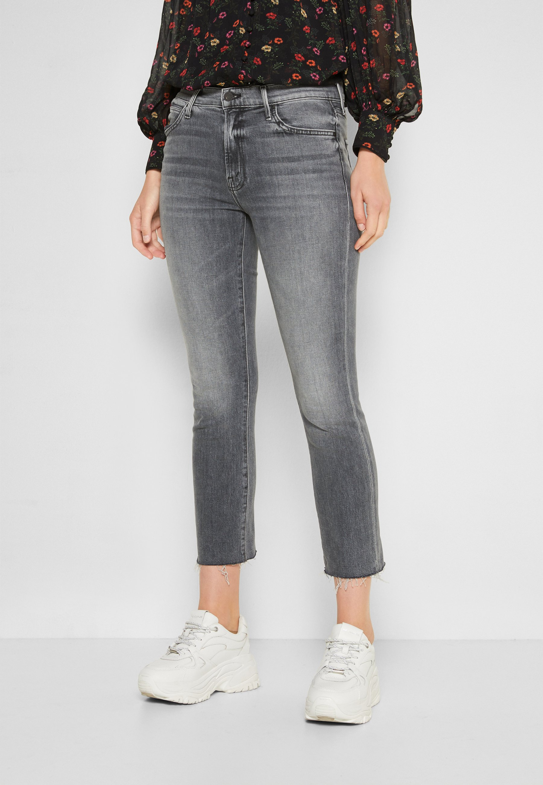 Women THE RASCAL ANKLE FRAY - Slim fit jeans
