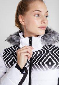 Icepeak - VIGEVANO - Kurtka narciarska - optic white - 6
