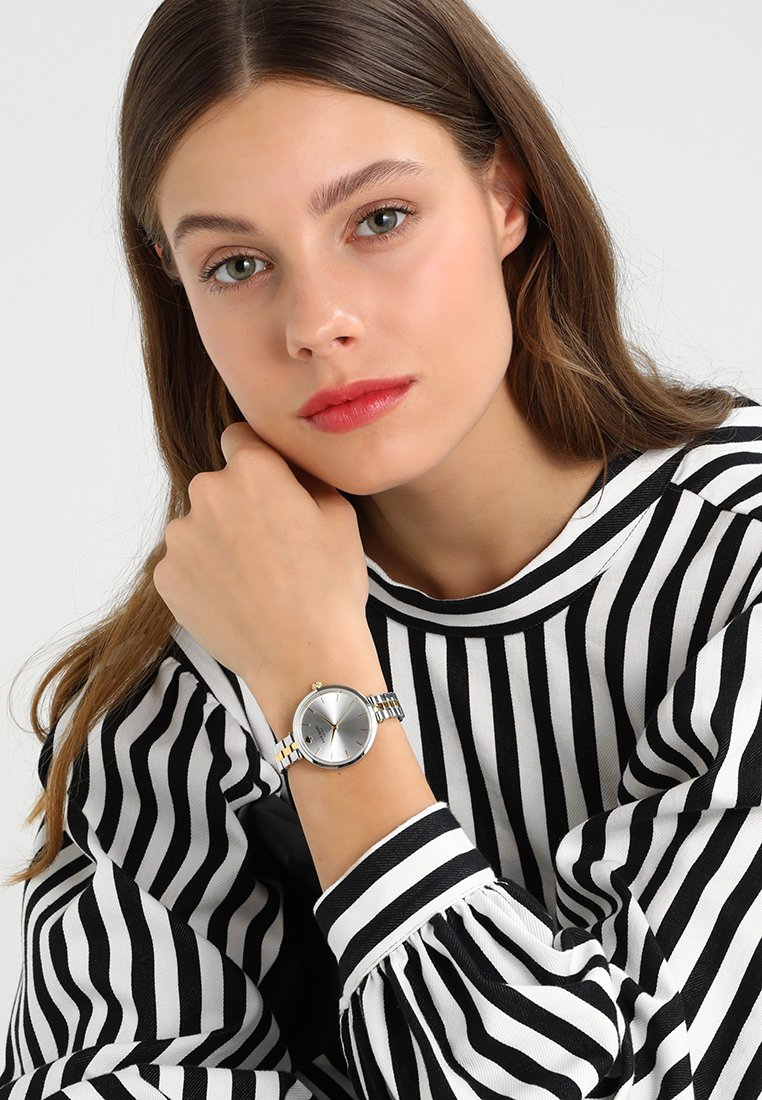 kate spade new york - HOLLAND - Watch - silber-/gold-coloured