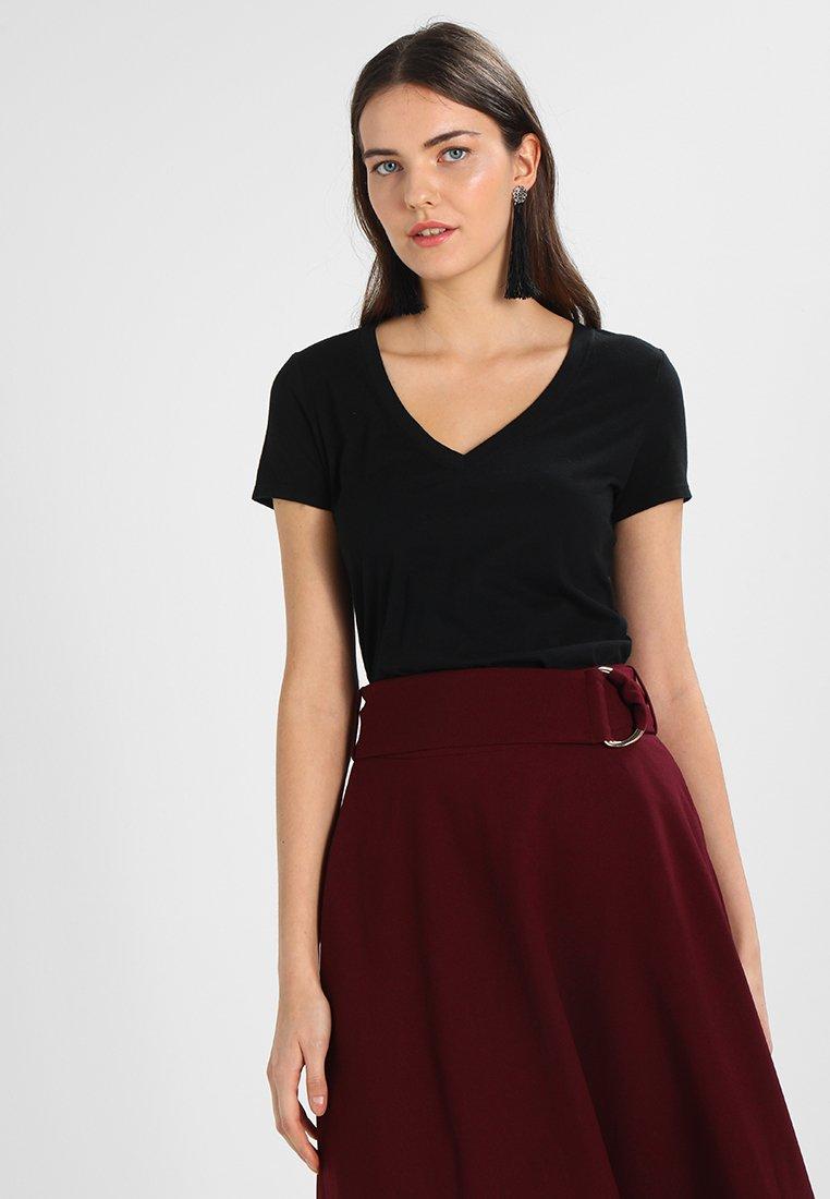 GAP - VINT - T-shirt print - black
