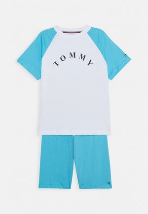 SHORT SET - Pyjamaser - white