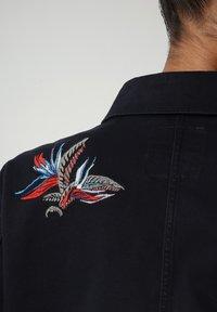 Napapijri - ALIE - Denim jacket - blu marine - 5
