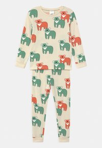 Lindex - MINI KOALA UNISEX  - Pyjama set - light beige - 0