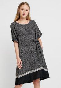 Masai - NATA DRESS - Kjole - black - 0