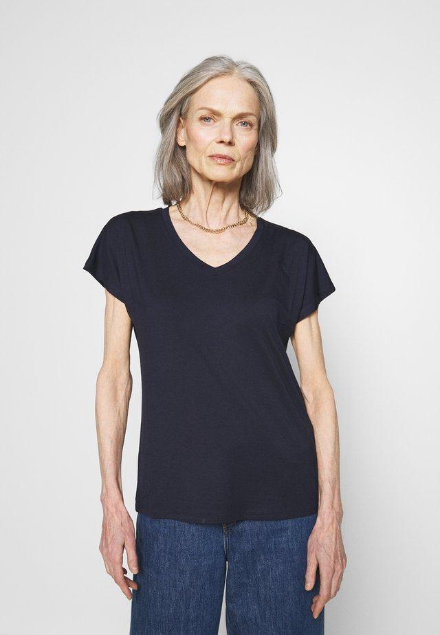 MARICA - T-shirt basique - navy