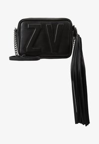 Zadig & Voltaire - BOXY INITIAL - Across body bag - noir - 5