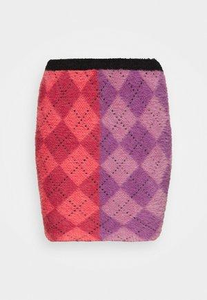 PEEP - Mini skirt - multi