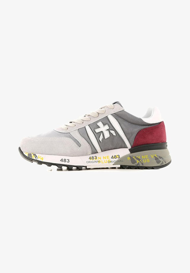 LANDER VAR  - Trainers - grey