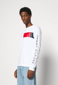 Tommy Hilfiger - BRANDED - Long sleeved top - white - 3