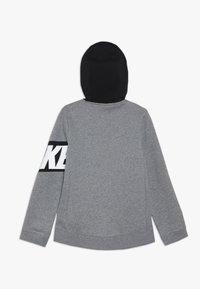 Nike Sportswear - CORE AMPLIFY HOODIE - Sweatjakke /Træningstrøjer - carbon heather/black - 1