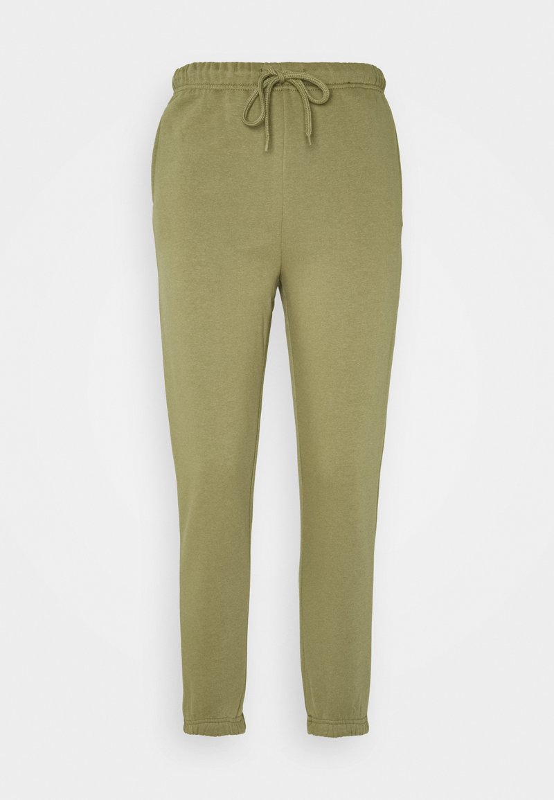 PIECES Tall - PCCHILLI PANTS - Joggebukse - martini olive