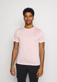 Calvin Klein Golf - 3 PACK - Jednoduché triko - soft pink/white/blue - 3