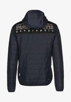 ARIC SUM - Winter jacket - blue marine