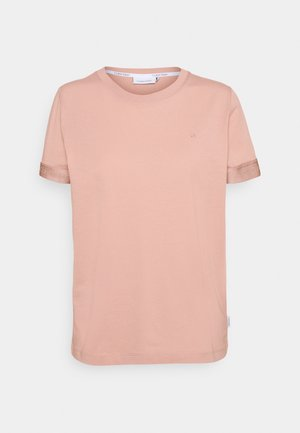 ATHLEISURE - Print T-shirt - muted pink