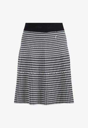 MET DESSIN - A-line skirt - black