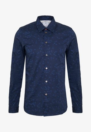 MENS TAILORED FIT SHIRT PAPER PLANE - Chemise - navy