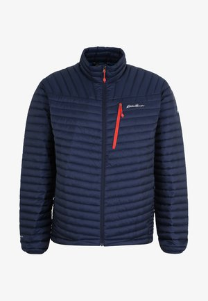 Down jacket - mittelindigo
