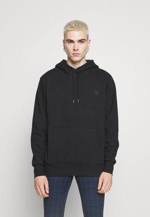 AUTHENTICHOOD - Sweater - worn black