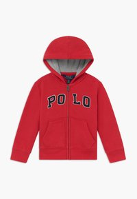 Polo Ralph Lauren - Zip-up hoodie - sunrise red - 0