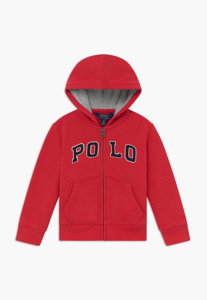 Polo Ralph Lauren - Zip-up hoodie - sunrise red