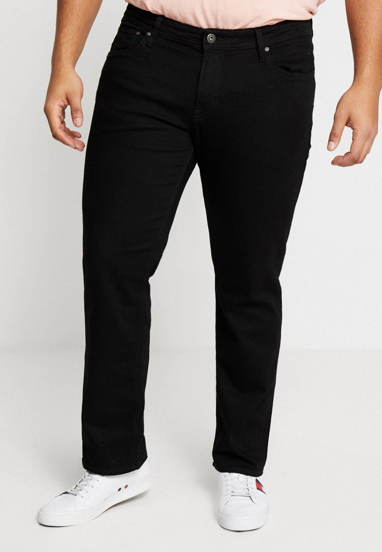 Jack & Jones - JJITIM - Slim fit jeans - black denim