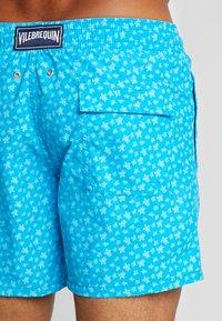 Vilebrequin - MOOREA - Short de bain - bleu hawai - 1