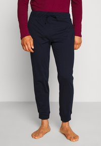 Pier One - 2 PACK - Bas de pyjama - dark blue/bordeaux - 3