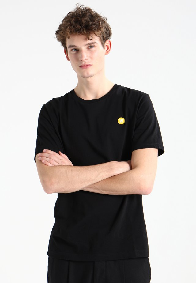 ACE - T-shirt basic - black