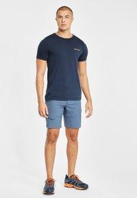 Columbia - Print T-shirt - dark blue - 1