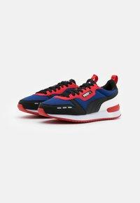 Puma - Sneakers basse - limoges/black/high risk red - 1