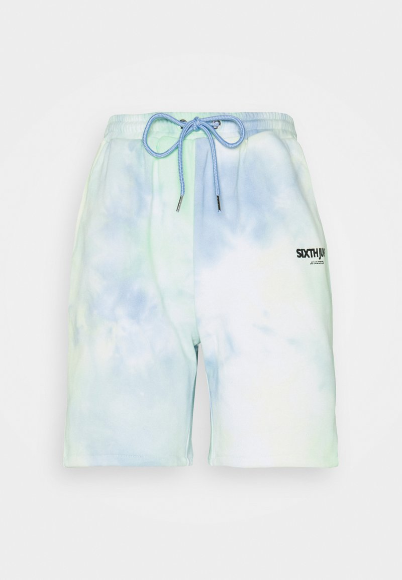 Sixth June - TIE DYE SHORTS - Shorts - blue
