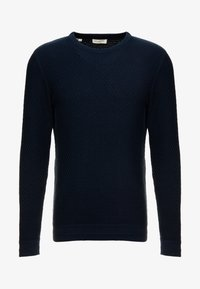 Selected Homme - SLHOLIVER  - Jumper - dark sapphire - 4