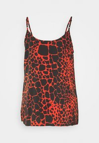CAPSULE by Simply Be - STRAPPY CAMI - Bluser - black - 1