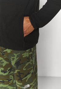 The North Face - GLACIER PRO FULL ZIP - Fleece jacket - black - 3