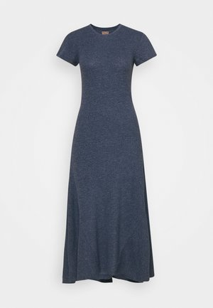 ROWIE - Jumper dress - river blue heather