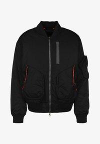 Jordan - Bomber Jacket - black infrared - 2