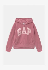 GAP - GIRL LOGO - Fleecejas - heather rose - 0