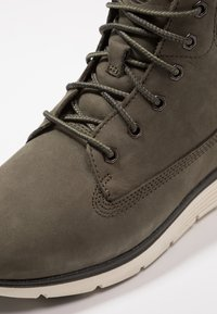Timberland - KILLINGTON  - Lace-up ankle boots - khaki - 2