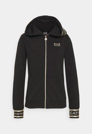 Bluza rozpinana - black