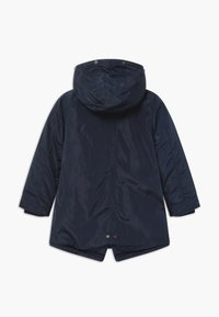 Lemon Beret - SMALL GIRLS - Winter coat - navy blazer - 2