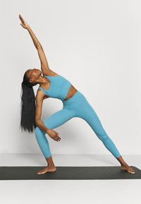 Nike Performance - THE YOGA LUXE 7/8 - Legging - cerulean/light armory blue - 1