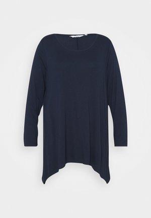 LONG - T-shirt basique - sky captain blue