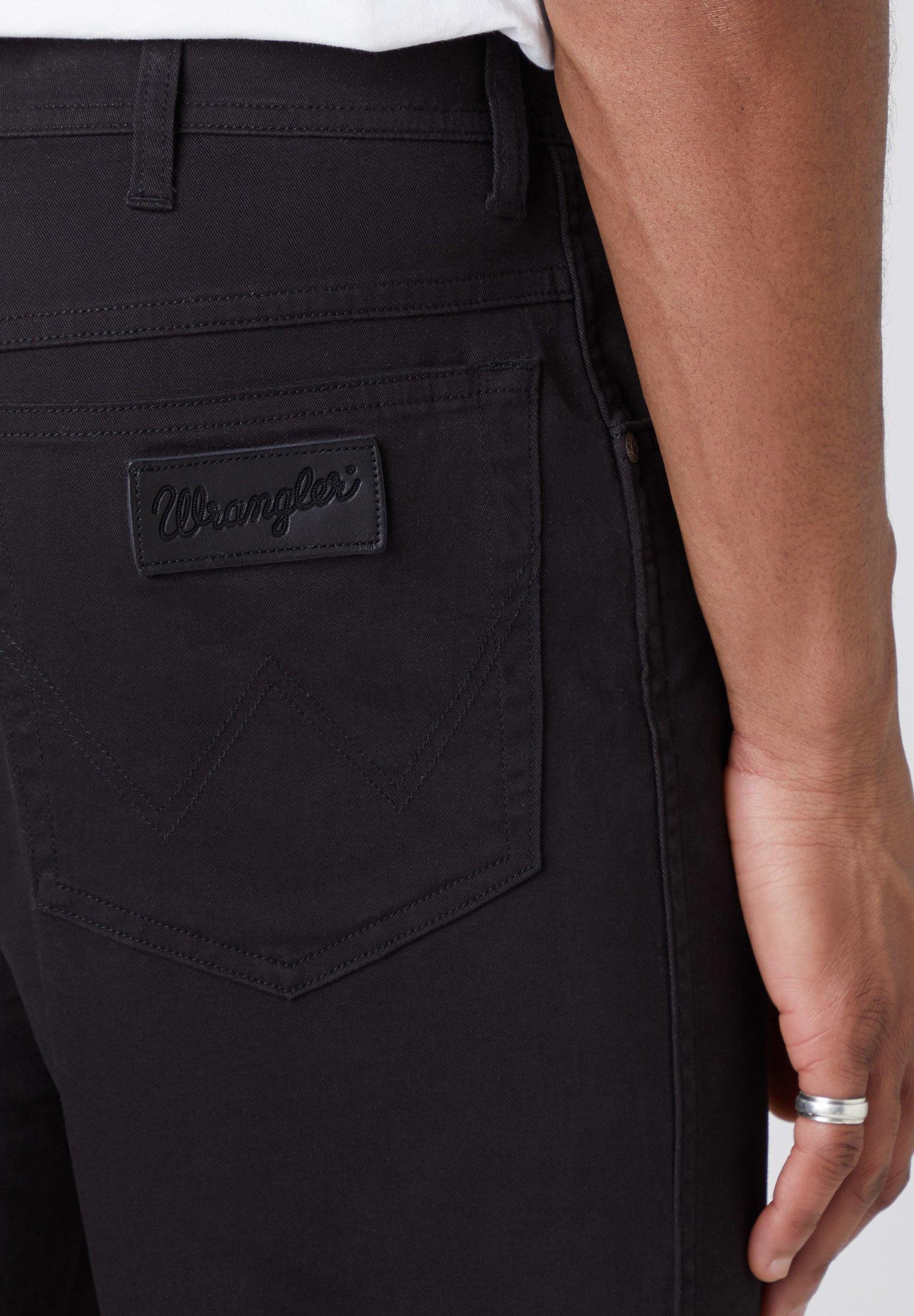 Wrangler TEXAS  - Jean slim - black