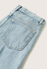 Mango - Straight leg jeans - light blue - 4