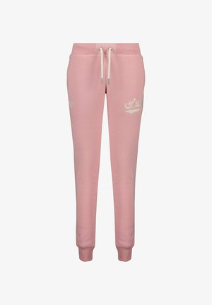 PRIDE IN - Tracksuit bottoms - rosa