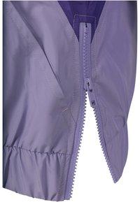 Urban Classics Curvy - LADIES LIGHT JACKET - Summer jacket - lavender/ultraviolet/white - 5