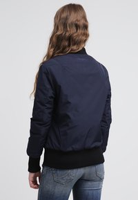 Bombers - ORIGINAL - Bomber Jacket - navy - 2
