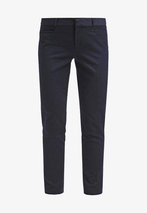 SLOAN SOLIDS - Trousers - true navy